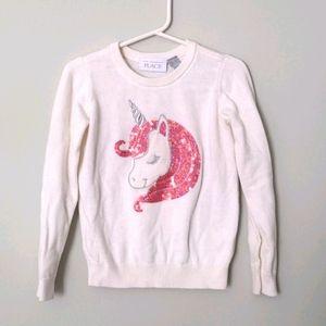 Children's Place Sequin Sweater